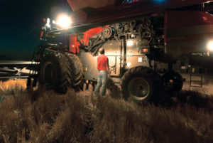 Use the off-season to perform maintenance to lessen downtime during harvest.