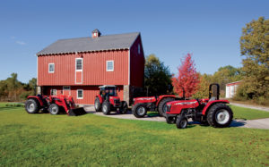 With new features now available, Massey Ferguson's HD Series 2600 is all the more versatile and indespensible.