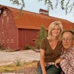 Katie Kieler and Harold Christ