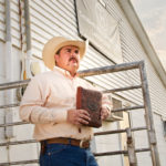 Nathan Duncan, pastor of Thousand Hills Cowboy Church