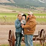 Hannah, Baylen and Colby Johnson