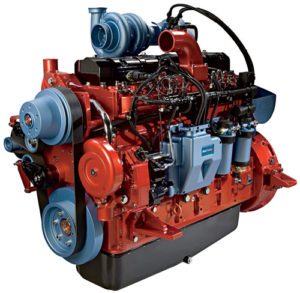 The AGCO Power engine.
