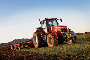 Now assembled in Jackson, Minn., the Massey Ferguson® 8600 Series—equipped with CVT, SCR and the AGCO Power engine—is just one example of AGCO's commitment to help North American farmers become even more productive.