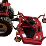 Rear-Discharge Finish Mowers