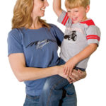 Ladies' Corduroy Short-Bill Hat $20.95 /// Ladies' Script T-shirt (sizes M-XL, $16.95; size 2XL, $18.95) /// Toddler Rugby T-shirt (sizes 2T-4T) $22.95