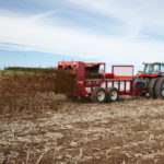 New high-capacity spreaders