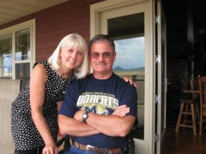 Arlene and David Diehl