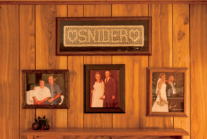 Family photographs hanging on the walls of Steve Snider's home capture images of his dad, Bill. For Steve, however, the most tangible memories revolve around the family farm that continues to operate today because of his father's efforts.