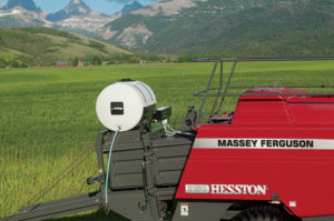 HayBoss and AGCO Hay Preservative