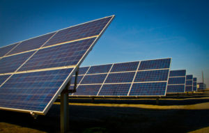 Lakeside's 4 acres of panels produce 1.7 million kilowatt hours a year.