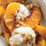Brown Sugar-Cinnamon Broiled Peaches