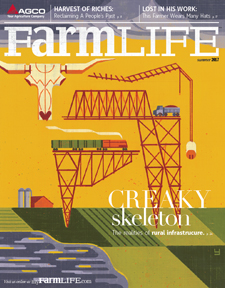 Summer 2017 FarmLife Cover