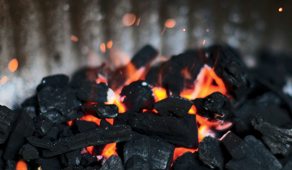 10 Steps To Making Your Own Charcoal And Smoking Chunks