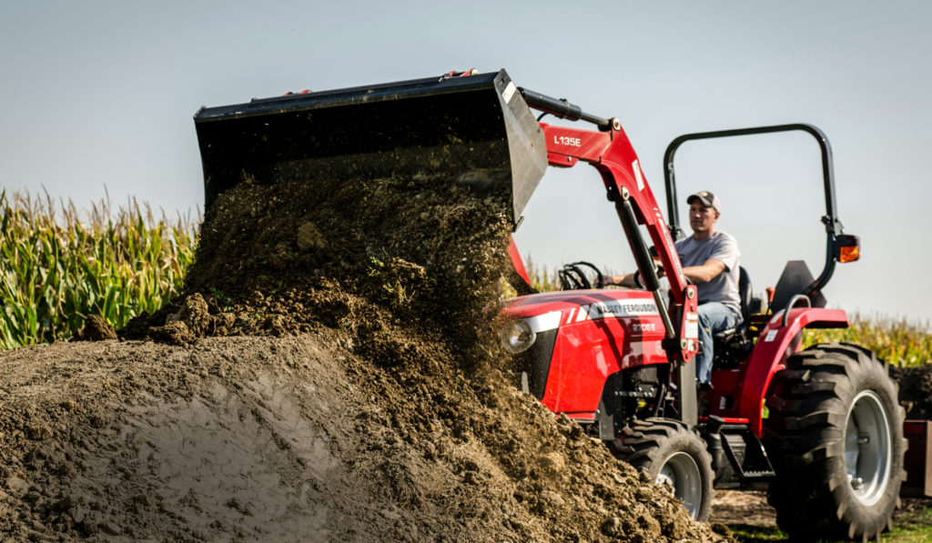 A Massey Ferguson Utility Tractor Is Always The Right