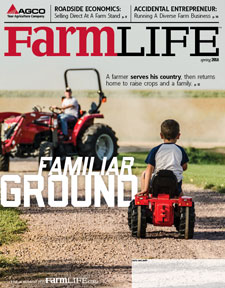 Spring 2018 FarmLife Cover