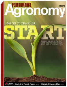 Browse the Spring 2018 Issue of Performance Agronomy