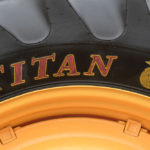 Reed's favorite part was hand-painting the new Titan tires, complete with the FFA logo.