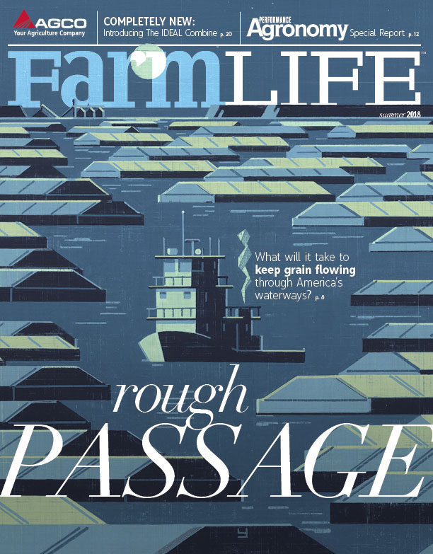 Browse the Summer 2018 Issue of FarmLife