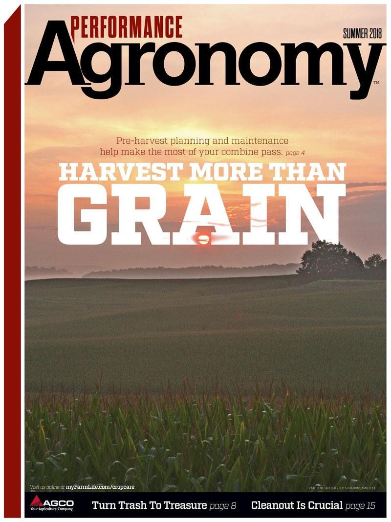 Browse the Summer 2018 Issue of Performance Agronomy