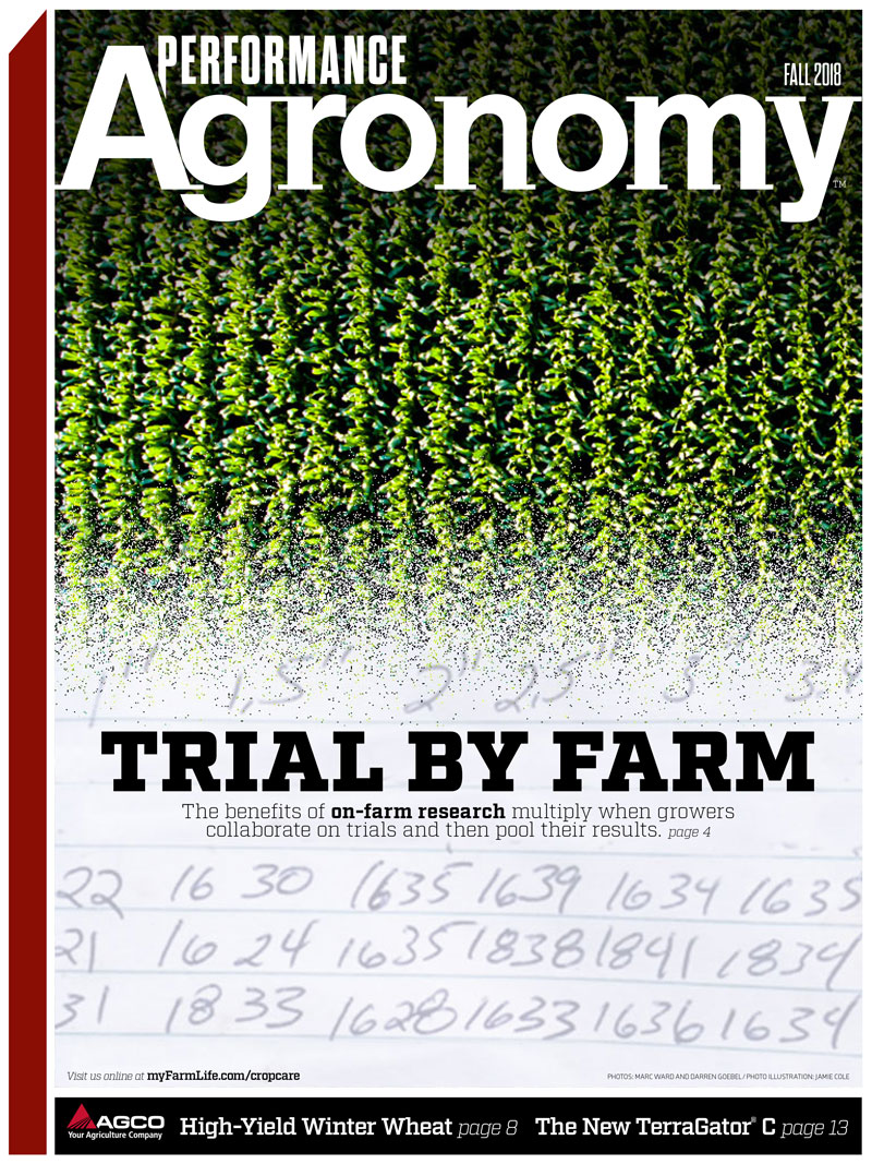 Browse the Fall 2018 Issue of Performance Agronomy
