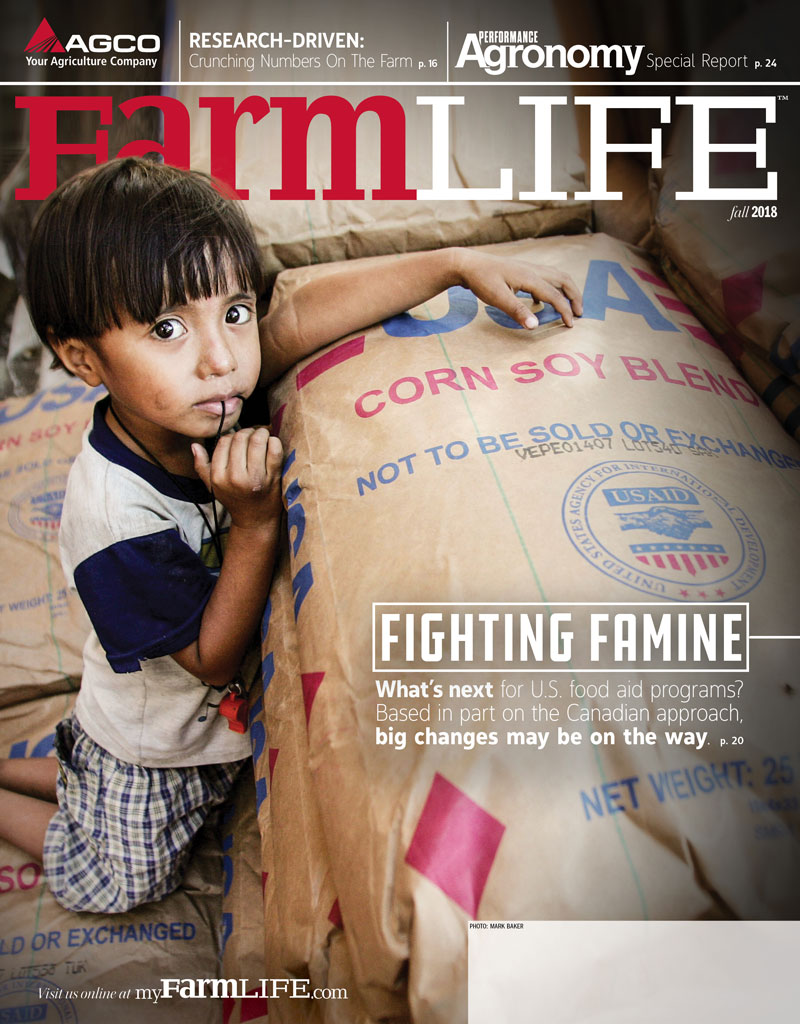 Browse the Fall 2018 Issue of FarmLife