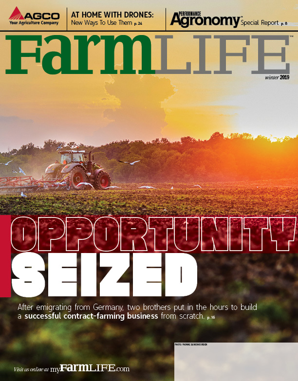 Browse the Winter 2019 Issue of FarmLife