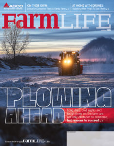 Winter 2019 Massey Ferguson Edition Cover