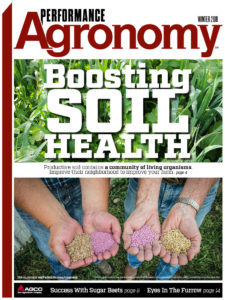 Winter 2019 Performance Agronomy Cover