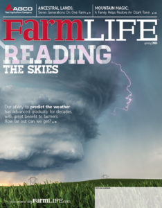 Spring 2019 FarmLife Cover