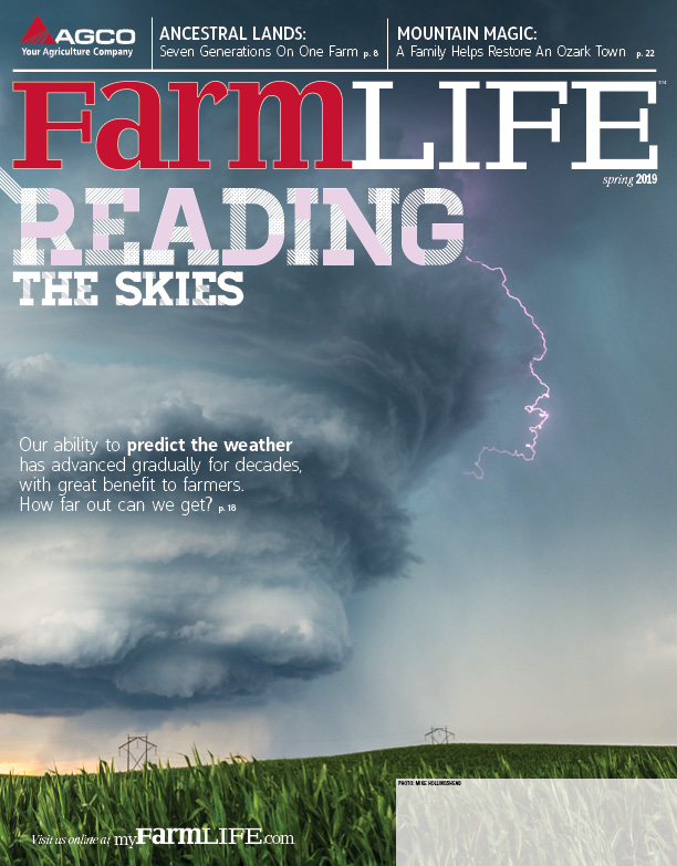 Browse the Spring 2019 Issue of FarmLife