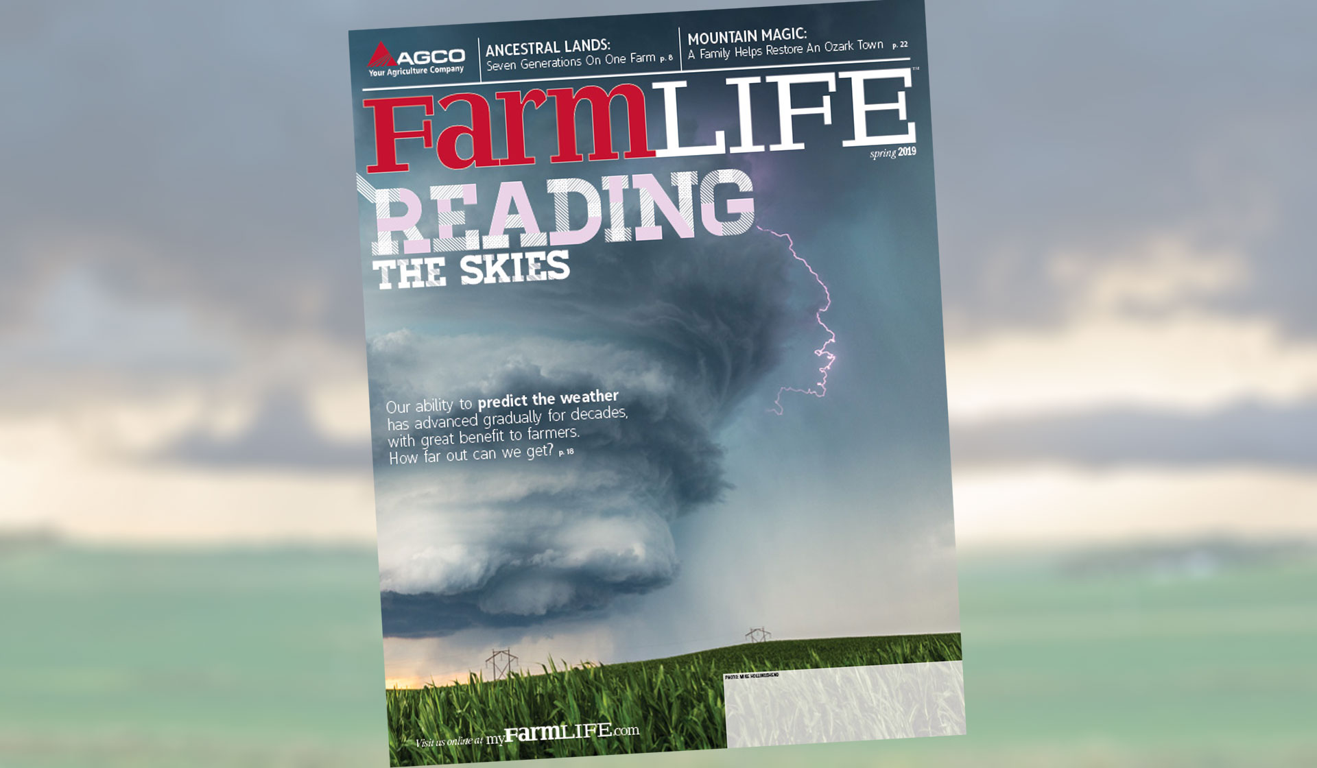 Browse the Spring 2019 Issue of FarmLife   myFarmLife com