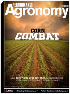 Spring 2019 Performance Agronomy Cover
