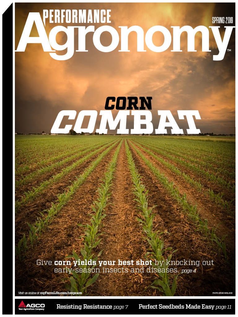 Browse the Spring 2019 Issue of Performance Agronomy