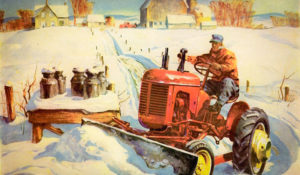 Vintage Massey Ferguson: Preserving a Legacy of Excellence in Ag Equipment