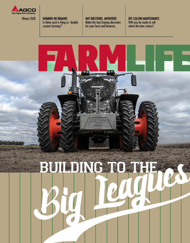Browse the Winter 2020 Issue of FarmLife