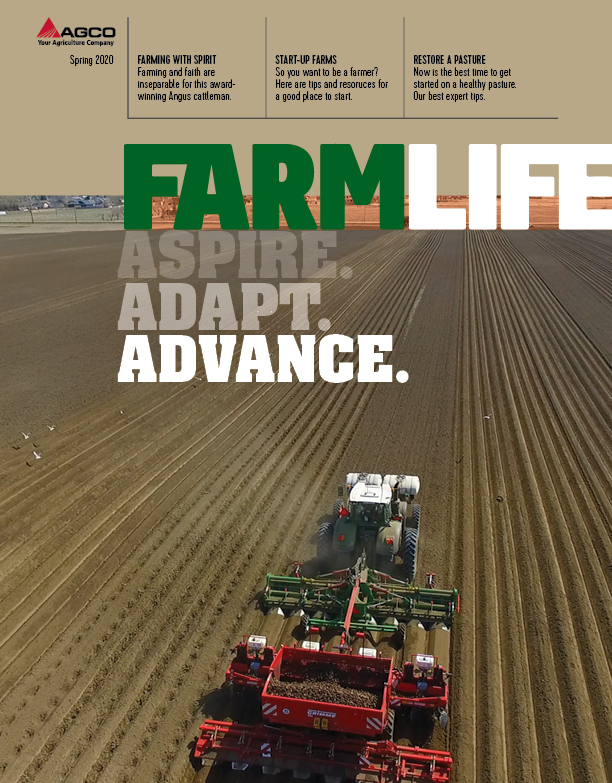 Browse the Spring 2020 Issue of FarmLife